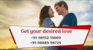 Get your desired love